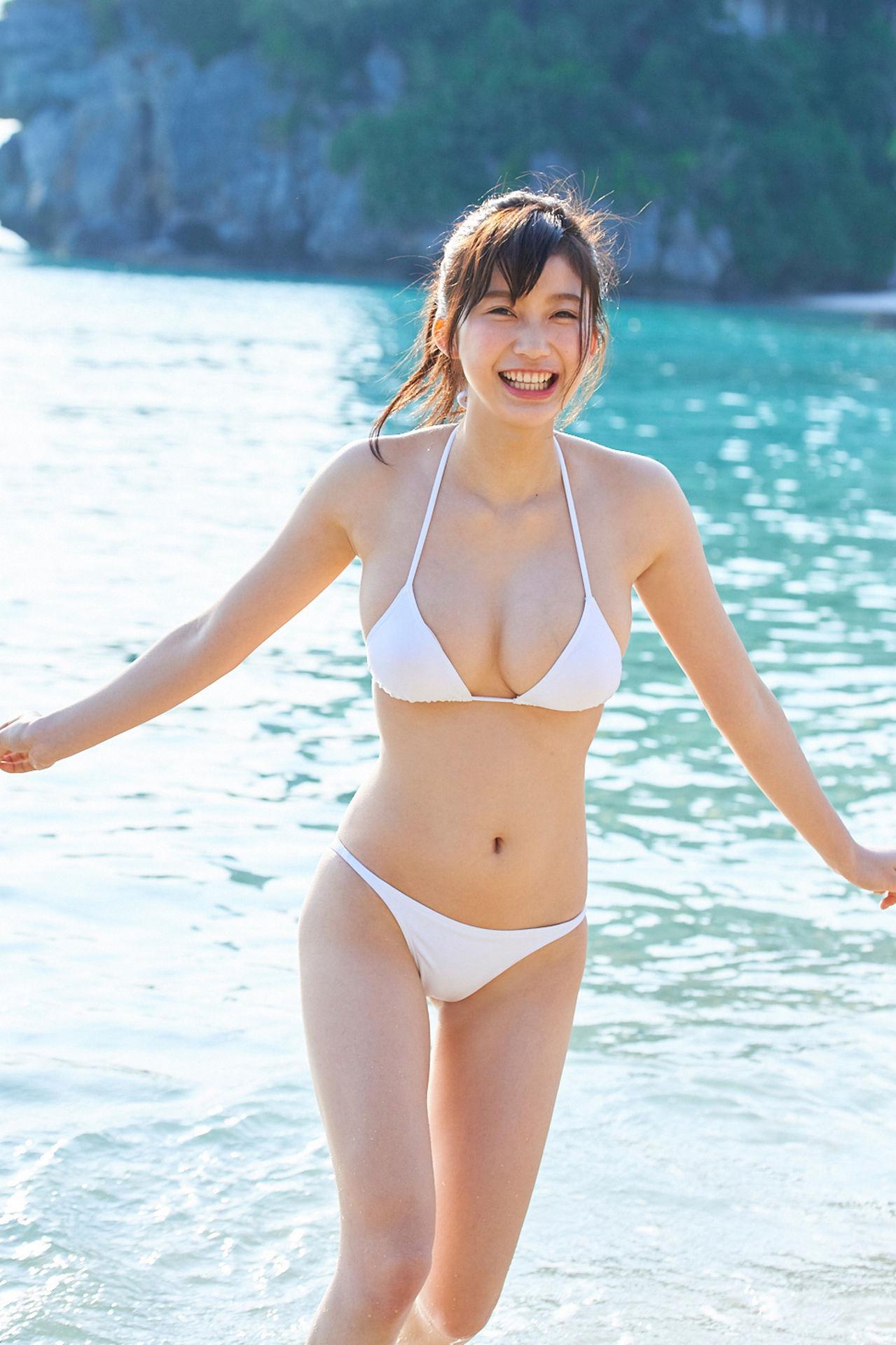 小倉優香高画質水着画像